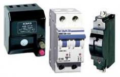 Автоматические выключатели «КЭАЗ» на токи до 63А
