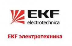 Магнитные пускатели и контакторы EKF