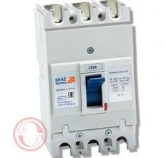 Е100 OptiMat автоматический выключатель КЭАЗ