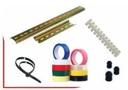 Изделия и материалы для монтажа низковольтной аппаратуры и кабелей