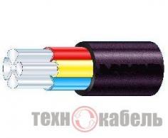 Медный кабель ВВГ 3х25+1х16 с изоляцией
