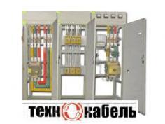Панели щитов распределительных электрических ЩО-90