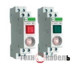 Кнопки управления с сигнальными лампами ВК 832 (Standart)