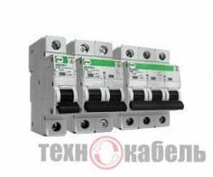 Модульные автоматические выключатели АВ2000 (EVO)