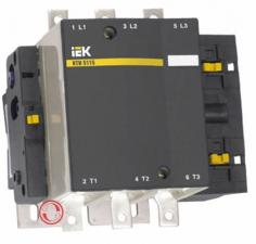 Контакторы электромагнитные серии КТИ