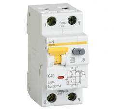 Автоматический выключатель дифференциального тока АВДТ32