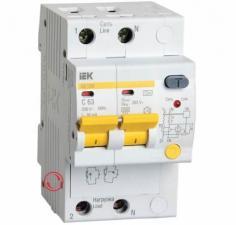 Дифференциальные автоматы АД12М